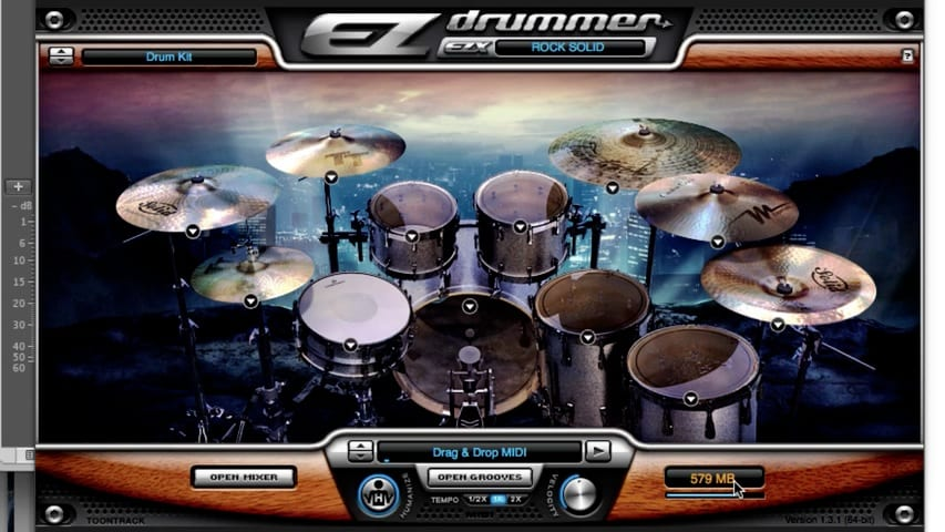 Crack the Toontrack EZDrummer Multi-Output Code