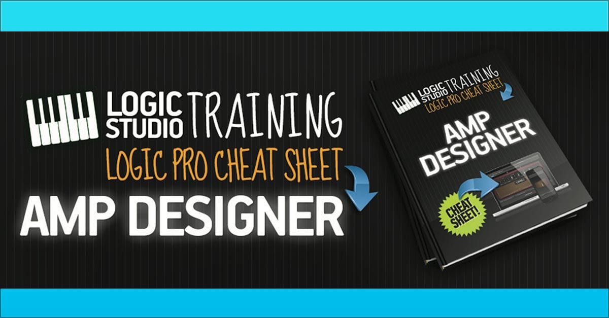 Amp Designer Cheat Sheet