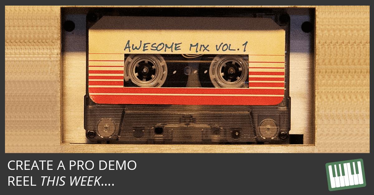 Create a Professional Demo Reel This Week