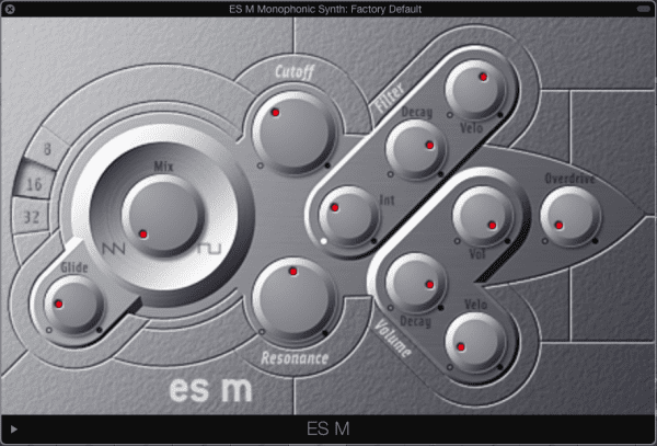 ES M Monophonic Synth