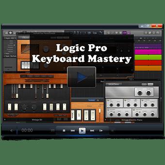 Logic Pro Keyboard Mastery