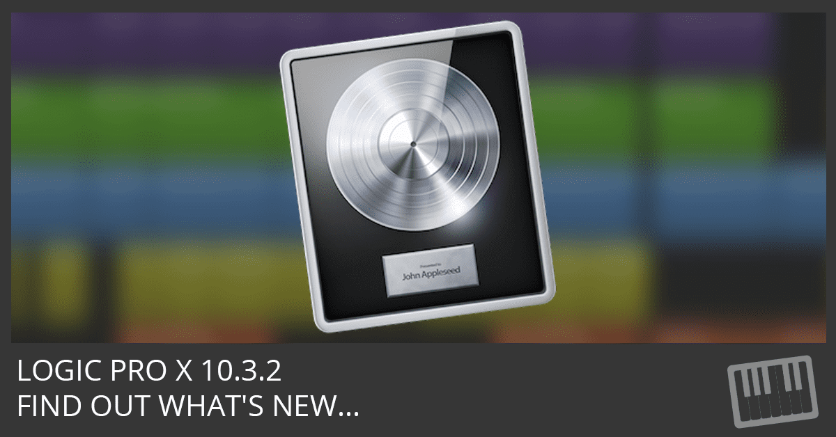 What's New in Version 10.3.2