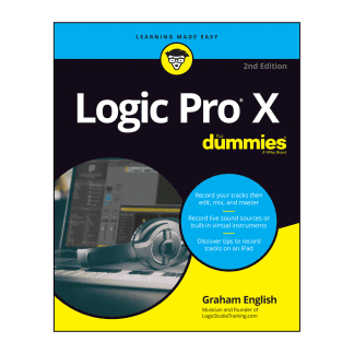 Logic Pro X For Dummies 2e