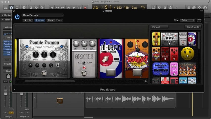 Mastering the Logic Pro Amp Designer Part 6