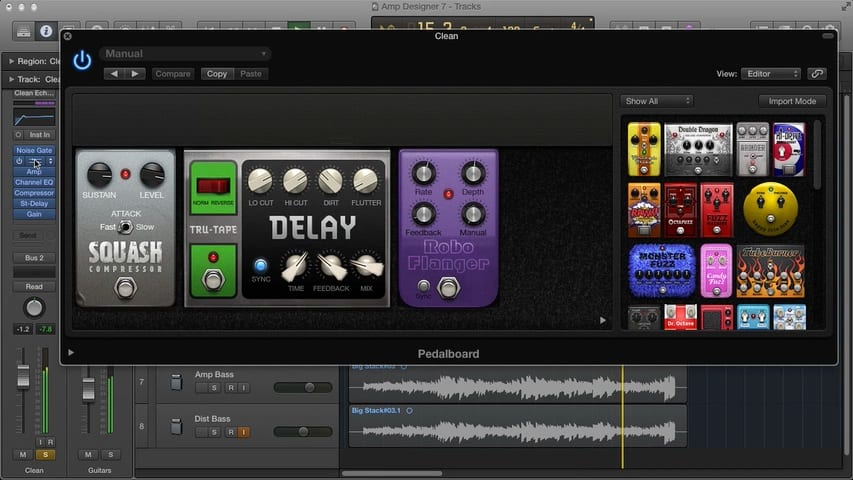 Mastering the Logic Pro Amp Designer Part 7