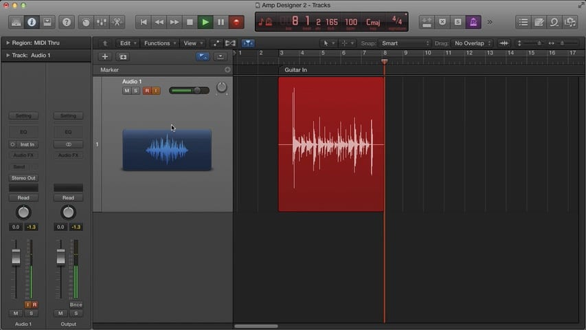 Mastering the Logic Pro Amp Designer Part 2