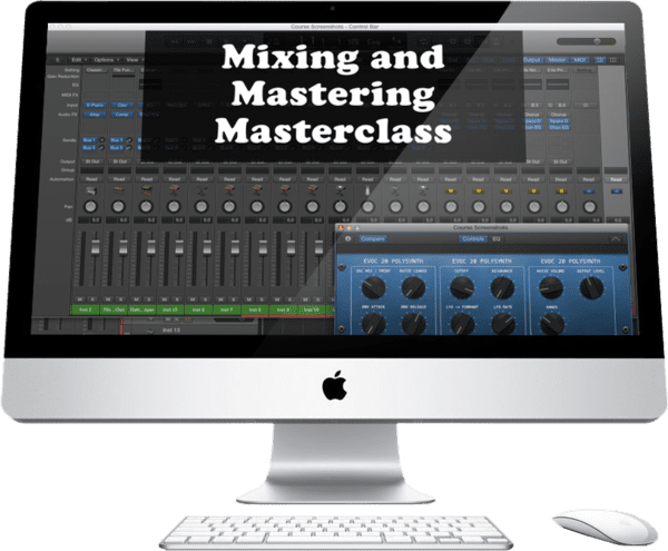 Get the Mixing and Mastering Masterclass Today