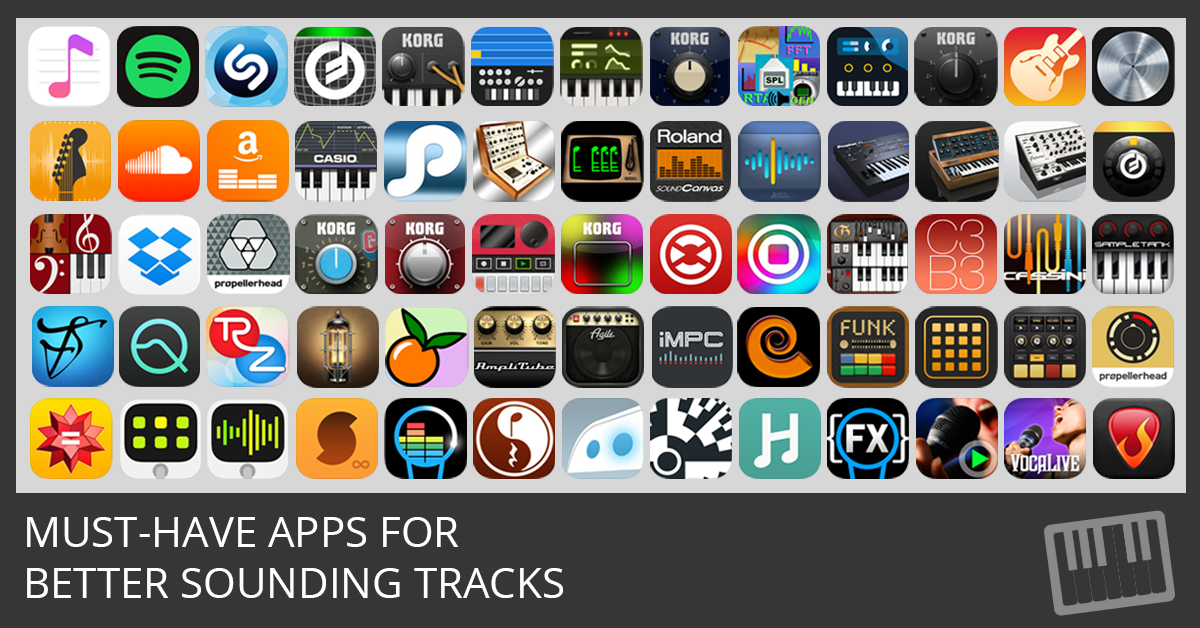 Must-Have Apps For Better Sounding Tracks