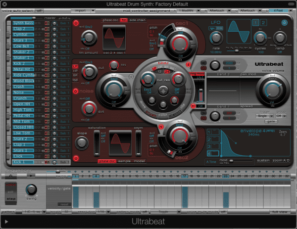 Ultrabeat Drum Synth