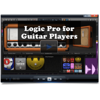 Logic Pro for Guitar Players